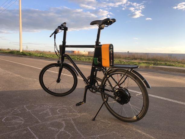 Электровелосипед Xiaomi Yunbike C1, электро велосипед