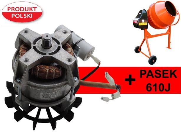 silnik elektryczny do betoniarki Altrad Belle 900W pasek 610J