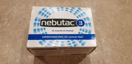 Ampułki do inhalacji Nebutac
