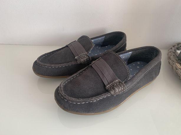 Mokasyny buty wsuwane