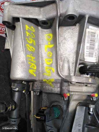 TL4A050 Caixa velocidades manual DACIA LODGY (JS_)