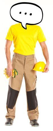 Spodnie robocze robod