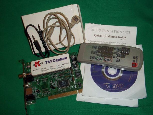 TV-тюнер Kworld PCI KW-TV878 FBKM Мультимедийная карта (web-камера)