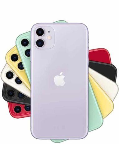 New Айфон 11 Apple iPhone 11 64·128·256Gb Гарантія-Кредит 0%-ОБМІН