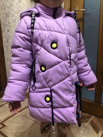 Дитяча куртка