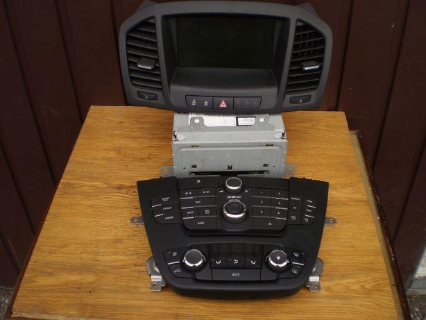 OPEL Insignia Astra radio nawigacja CD500