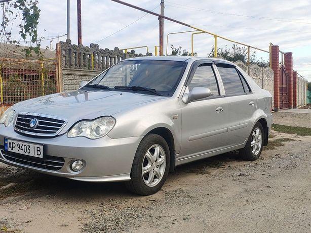 Авто Geely Ck пробег 37500