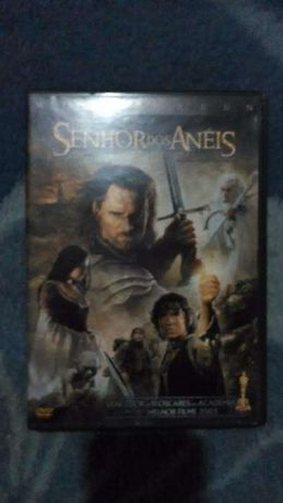 DVD Senhor dos Anéis: O Regresso do Rei