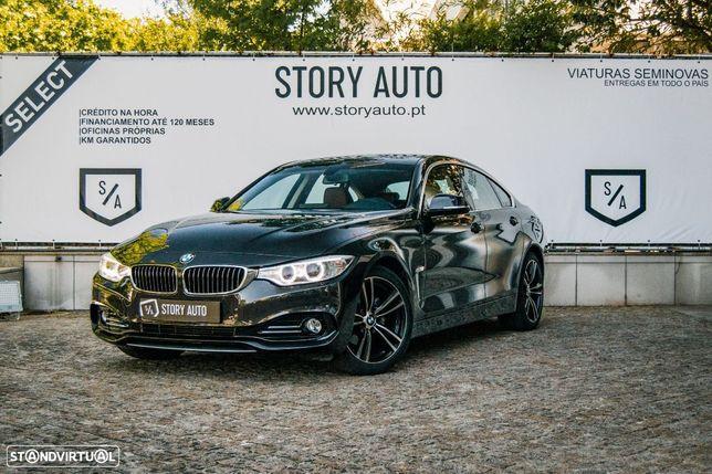 BMW 418 Gran Coupé d Line Luxury Auto