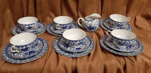 Антикварний Набір посуду