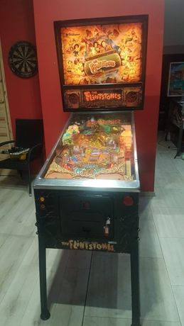 Flipper Pinball The Flintstones Williams