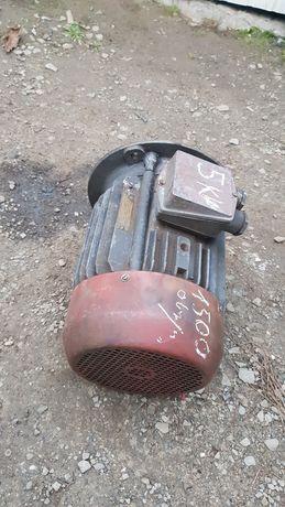 Silnik elektryczny 5 kw  kryzowy