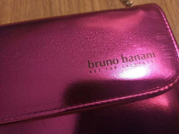 Bruno Banani - torebka, kopertówka różowa