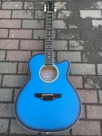 Продам новую акустическую гитару Трембита Leoton