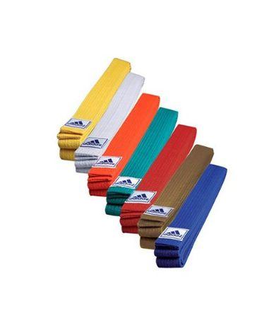 Nowy niebieski pas do karate Adidas 220 cm