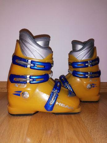 Buty narciarskie Head Carve X3 dla dziecka