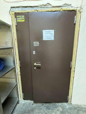 Металлическая дверь производства Украина.