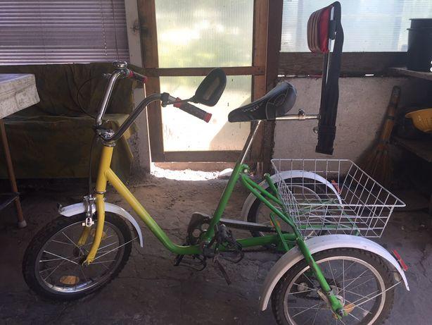 Велосипед для деток с дцп