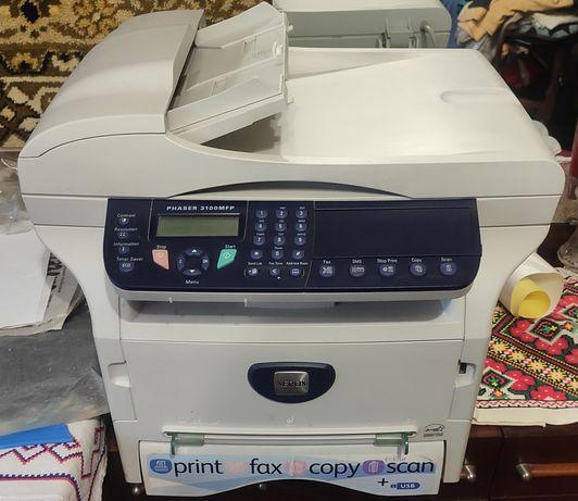МФУ Xerox phaser 3100MFP