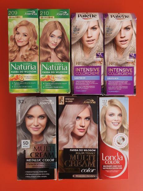 Palette/Joanna farby do włosów