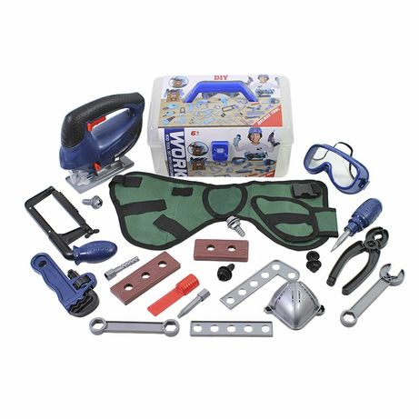 Игровой набор для мальчиков Lesko STGJ03 A Набор Инструментов детский