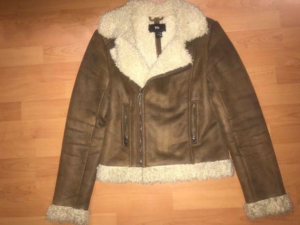 Продам меховую куртку H&M