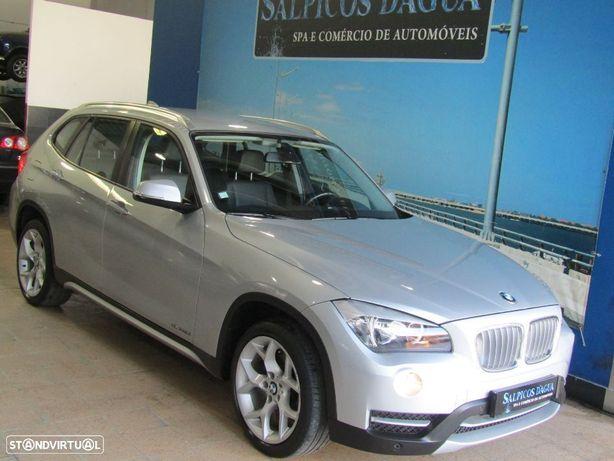 BMW X1 16 d sDrive xLine