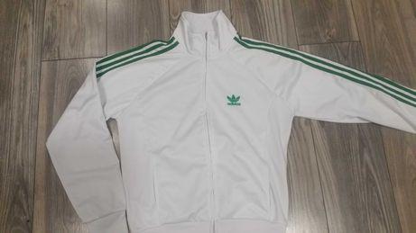 Biała bluza Adidas
