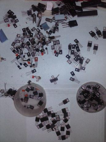 Транзисторы КТ 209/3102/3128/814/805/837/