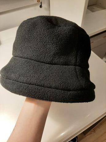 Czarny Bucket hat czapka