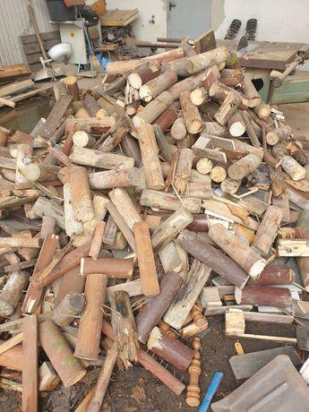 Suche drewno opał opałowe
