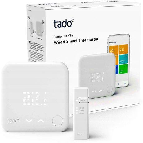 Starter Kit Tado Smart Thermostat V3 + Apple Homekit