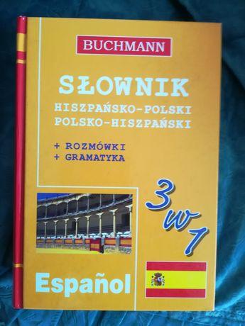Słownik polsko hiszpański