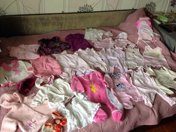 Пакет речей для новонародженої і до 6міс