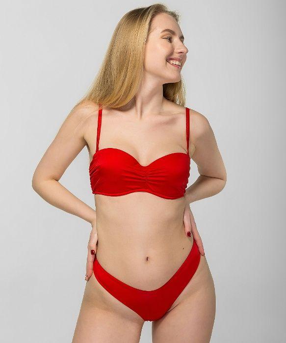 Продаю червоний ,брендовий купальник,стан ідеальний, бренд BRABRABRA Львов - изображение 1