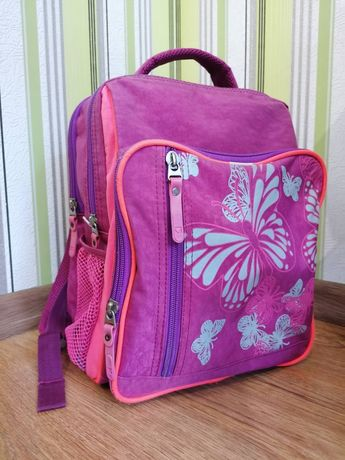 Рюкзак, ранец, портфель школьний для девочки