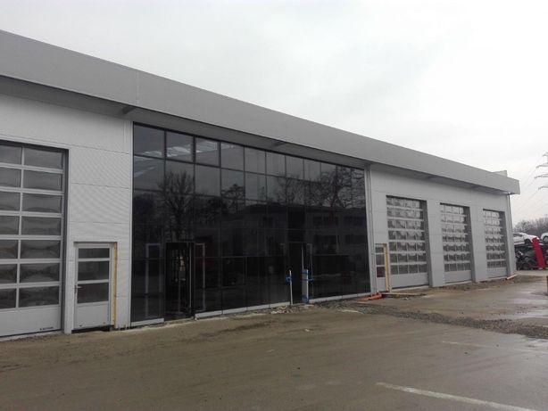Hala magazynowa, Hala produkcyjna 20x40x6m
