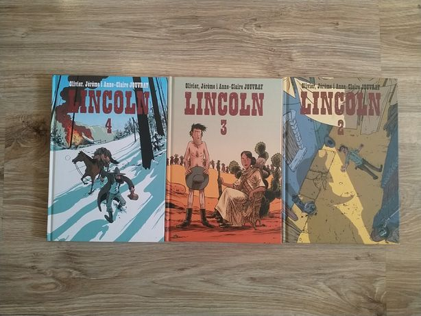 Lincoln Tomy 2-4