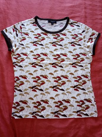 T-shirt nova, original BURBERRY - tamanho S.