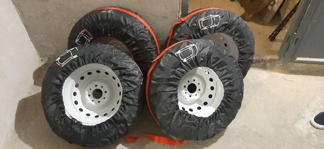 Зимова резина з дисками. Комплект коліс r13