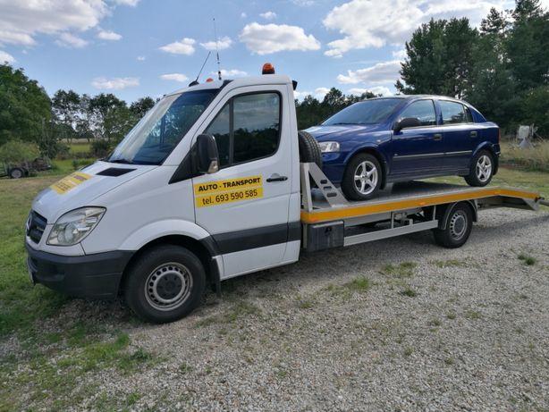 Pomoc Drogowa - pojazdy, maszyny, mat. budowlane, rolnicze itp.