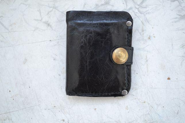 портмоне мужской кошелек