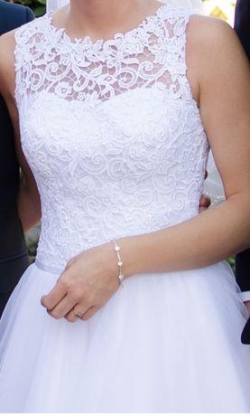 Suknia ślubna okazja !