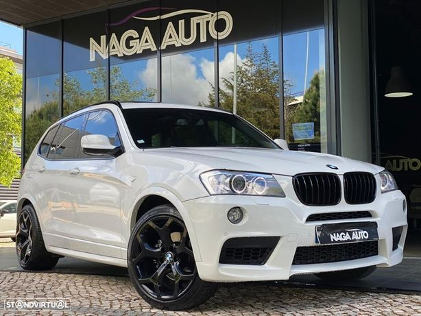 BMW X3 M 35 d xDrive Pack Auto