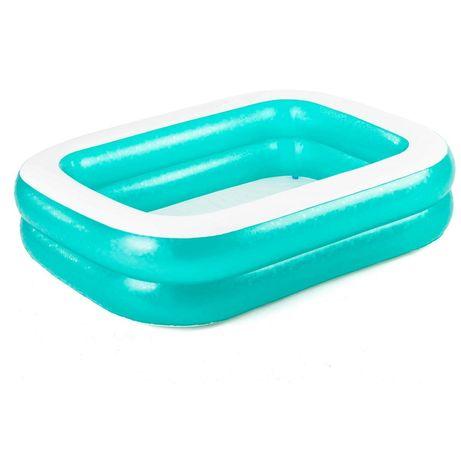 Детский надувной бассейн Bestway 54005, 201х 150х 51см