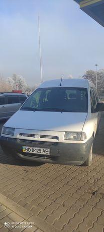 Машина Fiat Scudo 2002