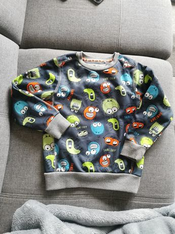Bluza chłopięca 110 cm