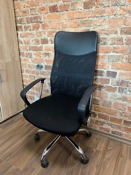 3 fotele biurowe obrotowe
