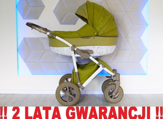 Wózek CAMARELO FIGARO 3w1. Nowoczesny design, BDB stan. WYSYŁKA 24H !!