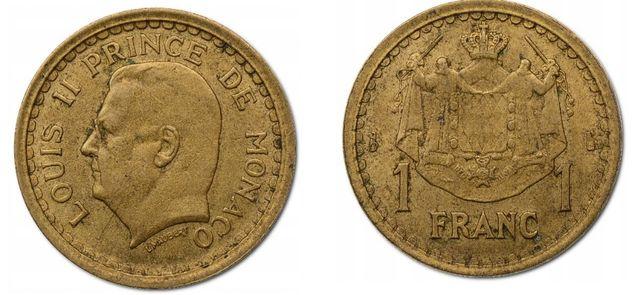Monety San Marino, Monaco 15 zł za sztukę